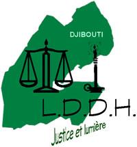 Logo LDDH Djibouti