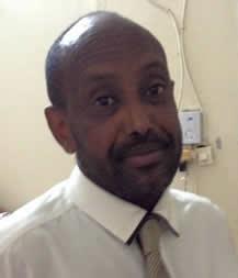 Bolock Mohamed Abdou incarcé illégalement à la prison de Gabode -Djibouti