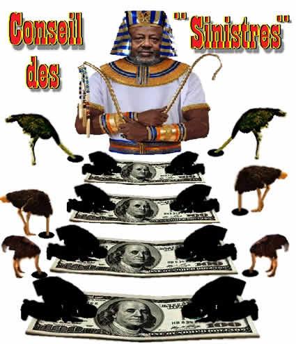 Conseil des ministres à Djibouti