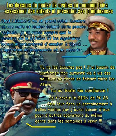 Le régime djiboutien : un régime d'inspiration stalinienne