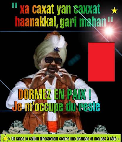 Dormez tranquille, Guelleh le dictateur pille les fonds publics pendant ce temps
