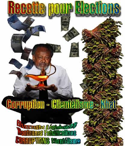 Guelleh dictateur à Djibouti