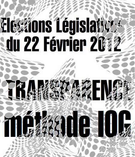 Elections législatives truquées par Ismaël Omar Guelleh à Djibouti