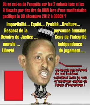 Injustice à Djibouti