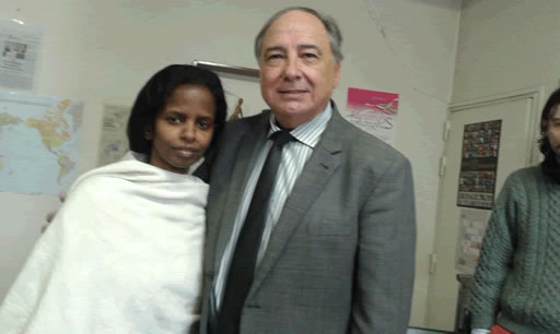 Jean-Yves Le Bouillonec député maire de Cachan