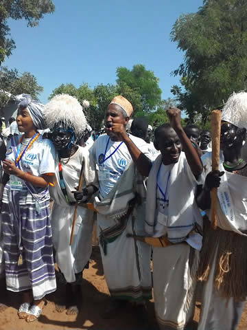Réfugiés djiboutiens en Ethiopie