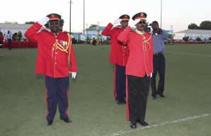 Garde républicaine - Djibouti