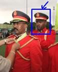 Lieutenant Mohamed - Garde républicaine de Djibouti