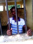 Jeune en prison