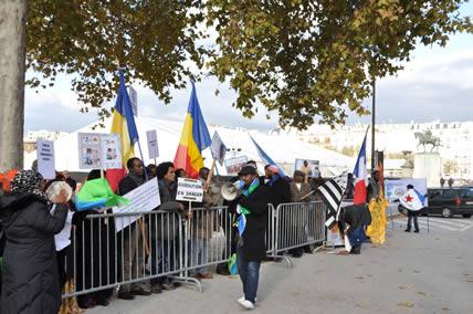 Manifestation 6 décembre 2013 à Paris