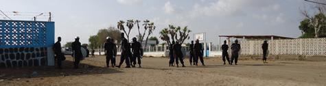 Les forces djiboutiennes tirent à balles réelles sur les lycéens désarmés