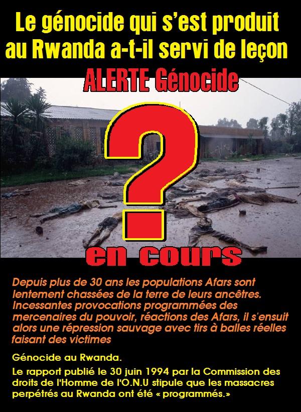 Génocide des afar à Djibouti