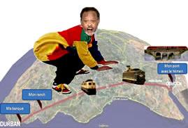 Rêve ferroviaires de Guelleh pour Djibouti