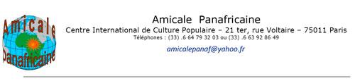Amicale panafricaine