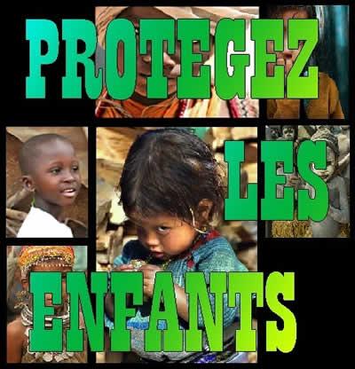 Protégez les enfants