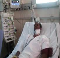 Said Houssein Robleh blessé volontairement par balle par les forces djiboutiennes
