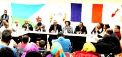 ministre djiboutien jeunesse à Rennes