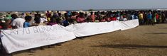 Manifestation le 29 décembre des lycéens à Obock - Djibouti